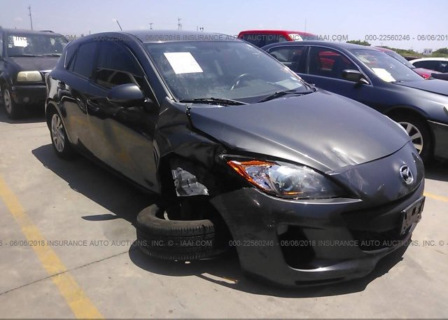 Inventory #667076156 2012 Mazda 3