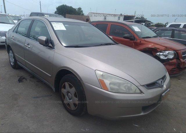 Inventory #213953846 2005 Honda ACCORD