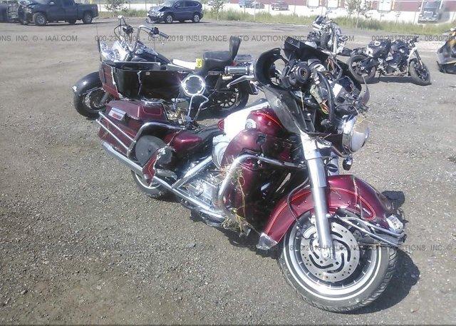 Inventory #548002253 2002 Harley-davidson FLHTCUI