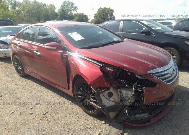 Inventory #838706434 2014 Hyundai SONATA