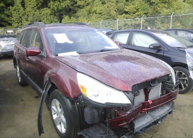Inventory #174944899 2013 Subaru OUTBACK