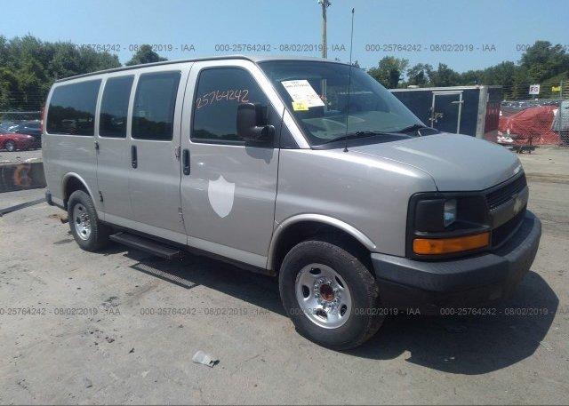 Inventory #706985794 2006 Chevrolet EXPRESS G2500