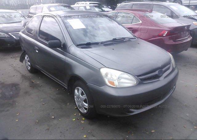 Inventory #554506247 2003 Toyota ECHO
