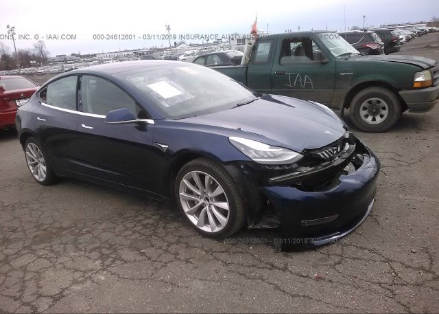 Inventory #600281997 2018 Tesla MODEL 3