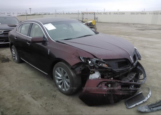 Inventory #648352449 2015 Lincoln MKS
