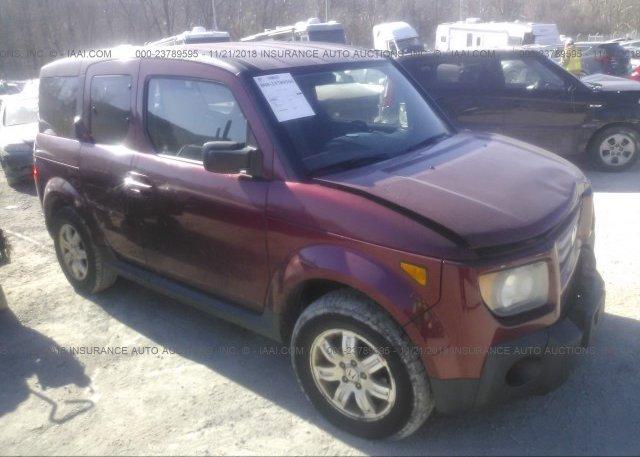 Inventory #202960586 2007 Honda ELEMENT