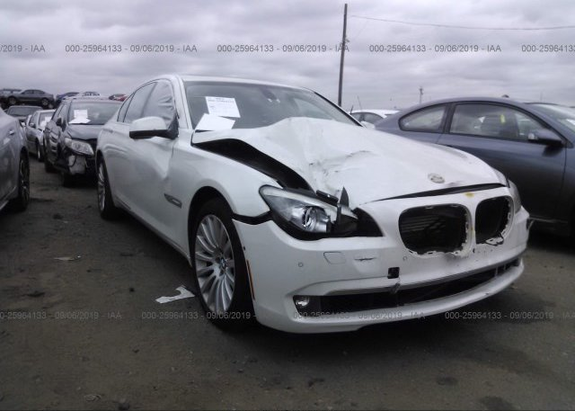 Inventory #739952423 2010 BMW 750