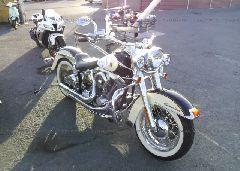 1988 Harley-davidson FLST