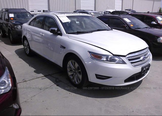 Inventory #137450024 2011 FORD TAURUS