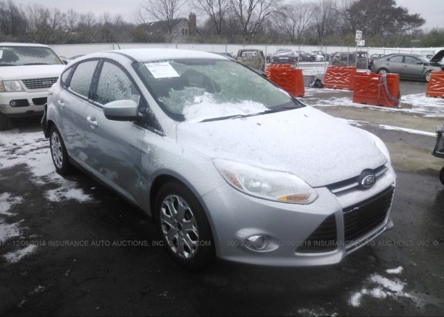 Inventory #771844145 2012 FORD FOCUS