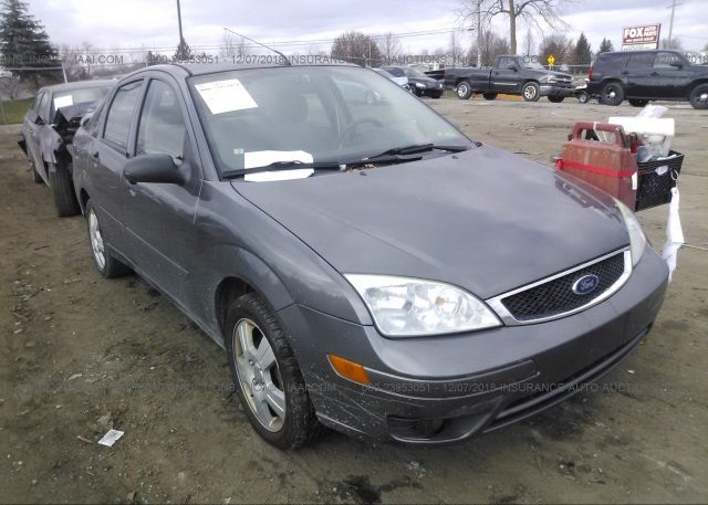 Inventory #880635333 2007 FORD FOCUS