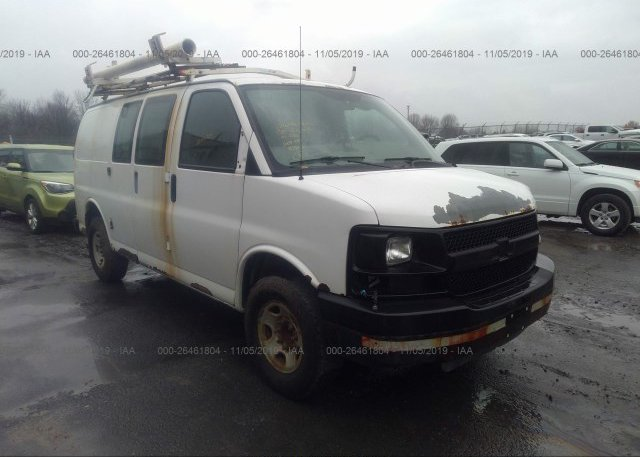Inventory #479282104 2008 Chevrolet EXPRESS G2500