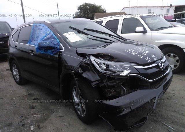 Inventory #196412996 2015 Honda CR-V