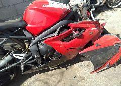 2012 Triumph Motorcycle DAYTONA