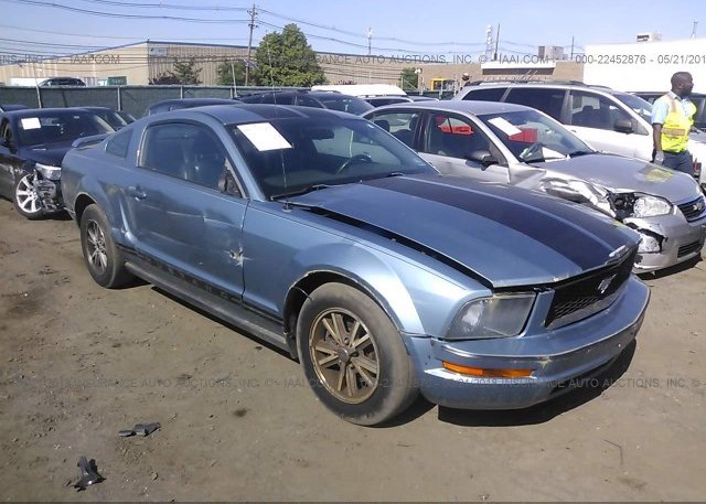 Inventory #428380156 2005 FORD MUSTANG