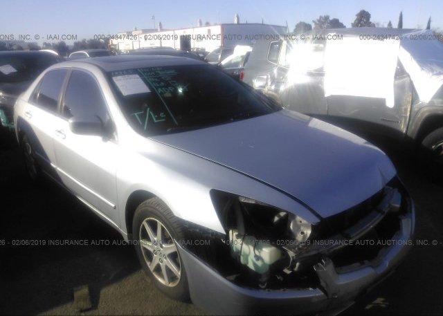 Inventory #995539495 2004 Honda ACCORD