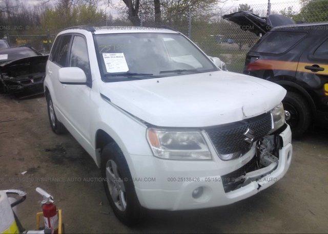 Inventory #640475763 2009 Suzuki GRAND VITARA