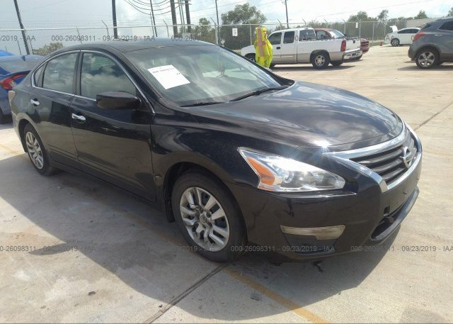 Inventory #413869230 2015 Nissan ALTIMA