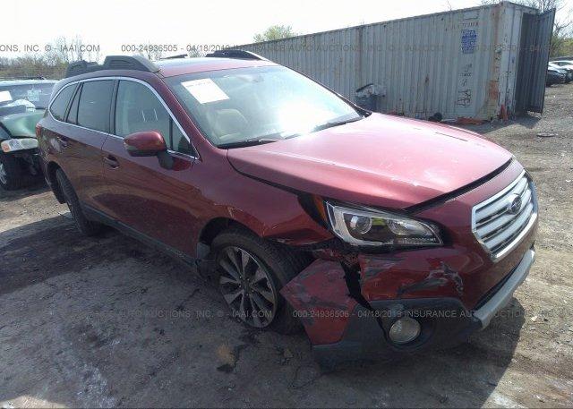 Inventory #319287789 2015 Subaru OUTBACK