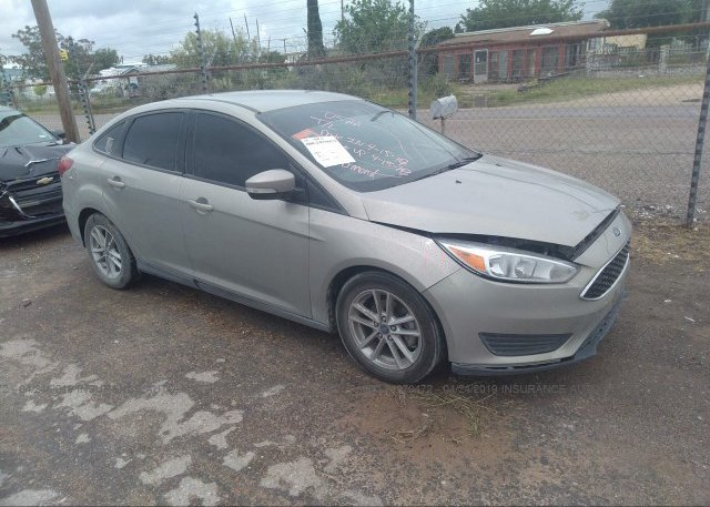 Inventory #820650357 2016 FORD FOCUS