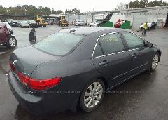 2005 Honda ACCORD - 1HGCM66505A044509 rear view