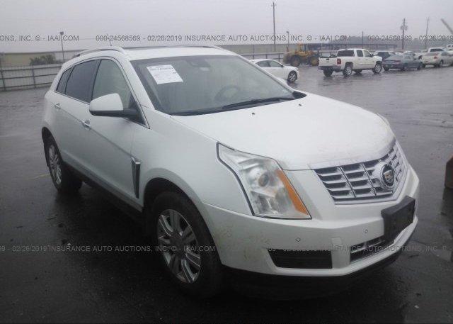 Inventory #666421793 2013 Cadillac SRX