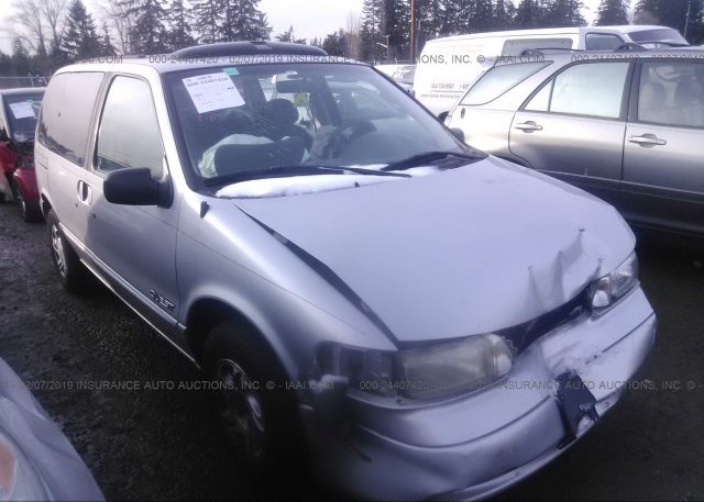 Inventory #778345513 1997 Nissan QUEST