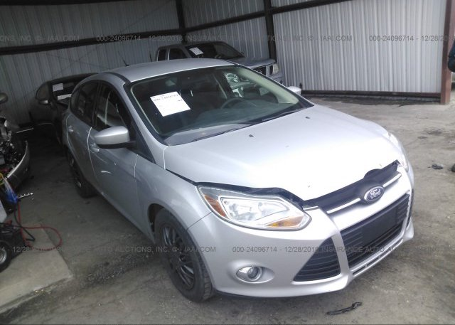 Inventory #782573361 2012 FORD FOCUS