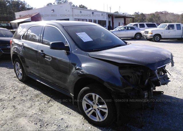Inventory #764762456 2012 Chevrolet EQUINOX