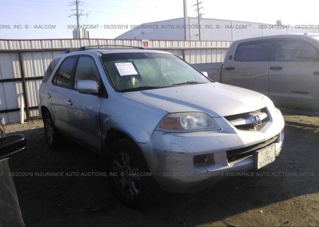 Inventory #285384450 2005 ACURA MDX