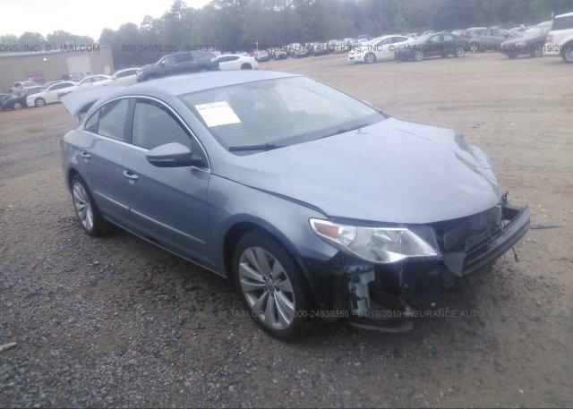 Inventory #772330428 2012 Volkswagen CC