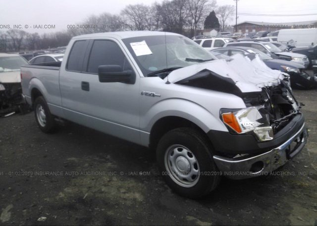 Inventory #611131470 2013 FORD F150