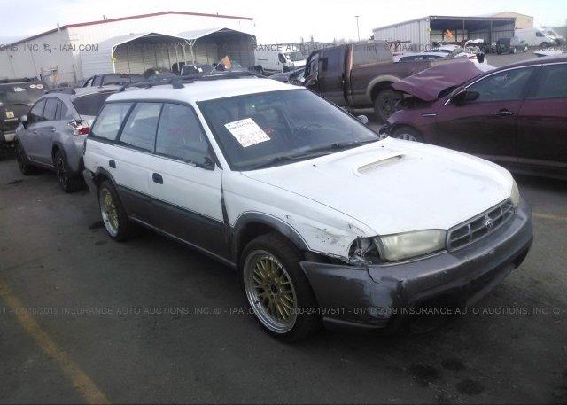 Inventory #123906649 1999 Subaru LEGACY
