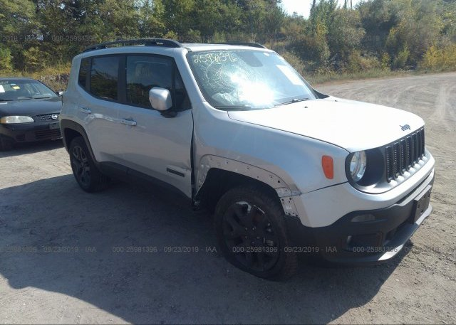 Inventory #736639675 2018 JEEP RENEGADE