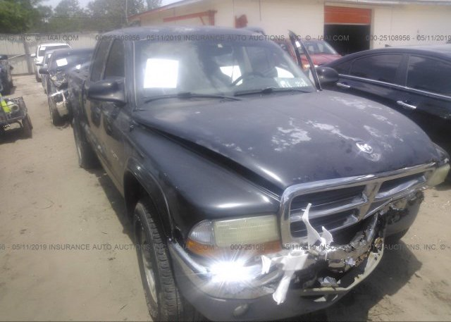 Inventory #827292753 2002 Dodge DAKOTA