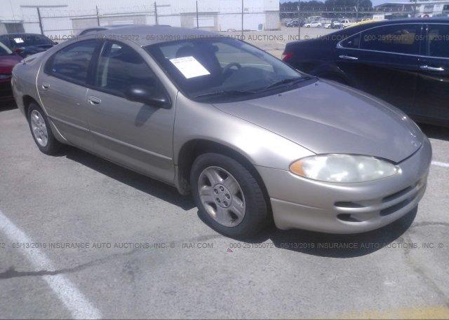 Inventory #961786246 2002 Dodge INTREPID