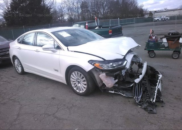 Inventory #655397612 2016 FORD FUSION
