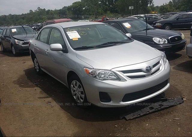 Inventory #758427837 2011 Toyota COROLLA