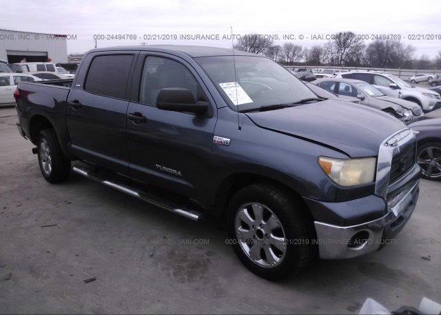 Inventory #120522369 2007 Toyota TUNDRA