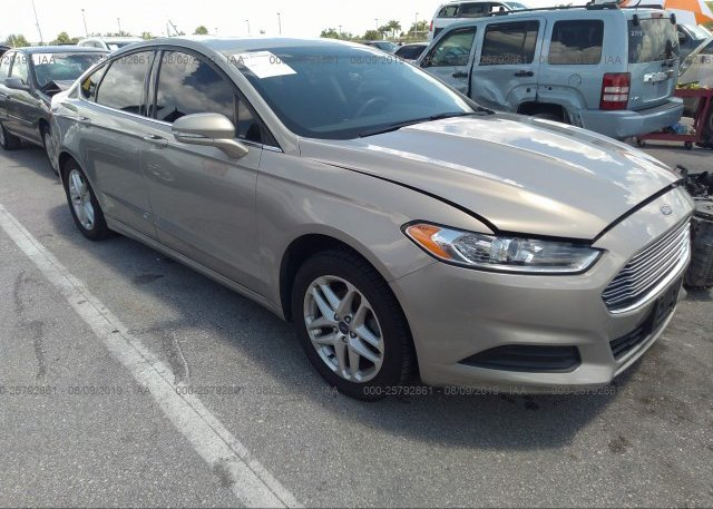 Inventory #140584159 2015 FORD FUSION