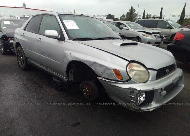 Inventory #476999690 2003 Subaru IMPREZA
