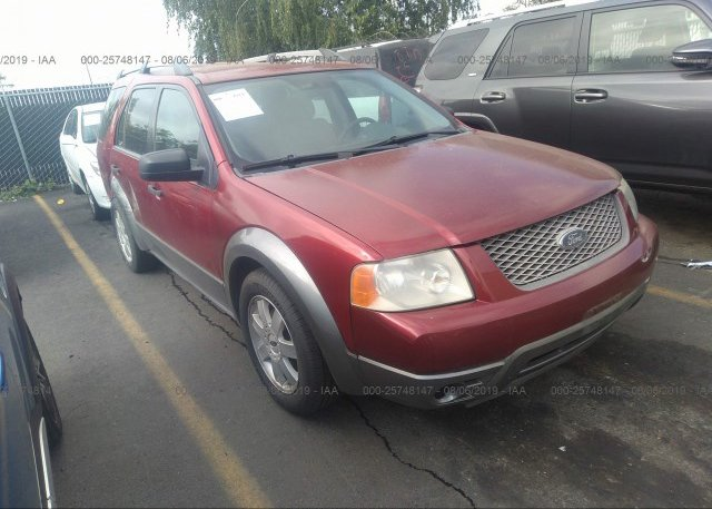 Inventory #166310295 2005 FORD FREESTYLE