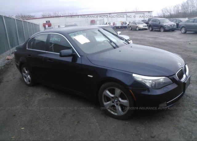 Inventory #114177643 2008 BMW 535
