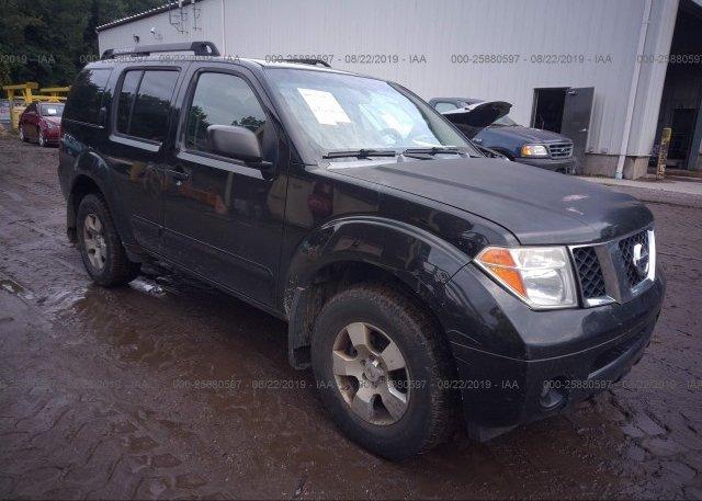 Inventory #806488126 2006 Nissan PATHFINDER