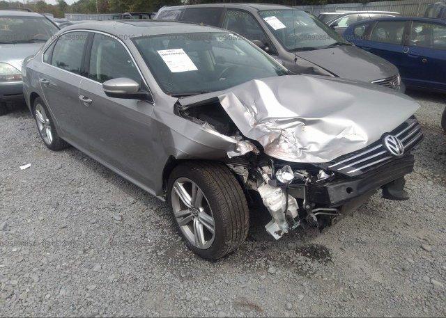 Inventory #160870792 2014 Volkswagen PASSAT
