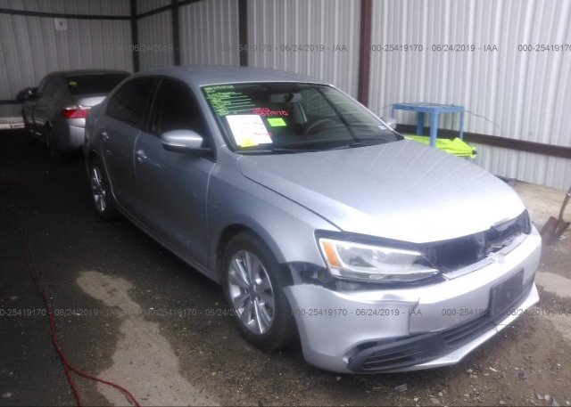 Inventory #752491812 2012 Volkswagen JETTA