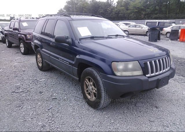 Inventory #343206705 2004 JEEP GRAND CHEROKEE