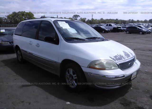 Inventory #322009689 2002 FORD WINDSTAR