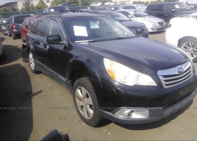 Inventory #572789321 2011 Subaru OUTBACK