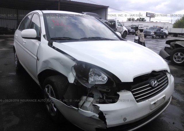 Inventory #134360484 2011 HYUNDAI ACCENT